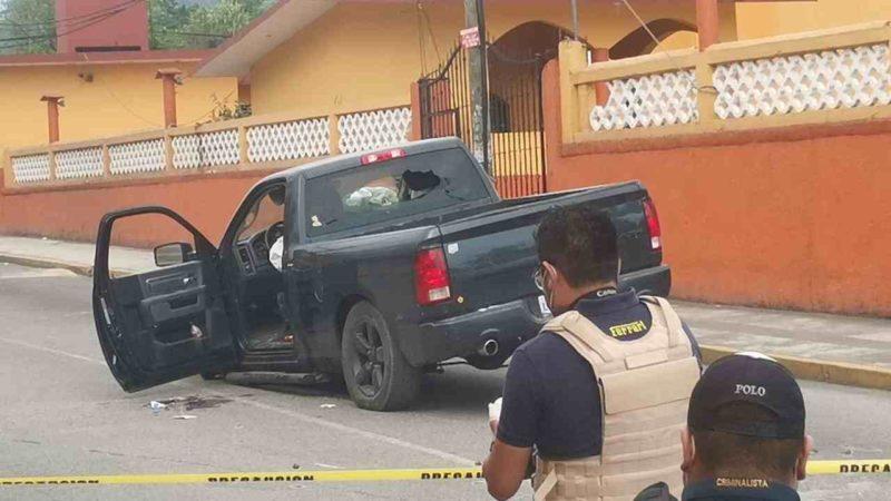 PREOCUPA VIOLENCIA POLÍTICA EN VERACRUZ