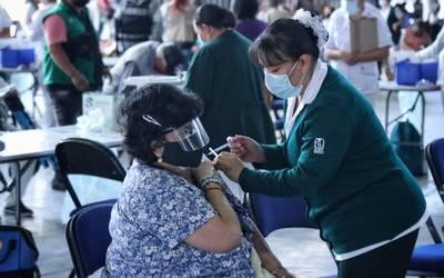 EN AGOSTO ESTARÍAN VACUNADOS ENTRE 60 Y 80 MILLONES DE MEXICANOS: HACIENDA