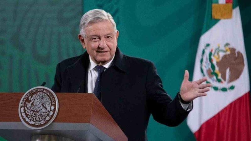 AMLO ANUNCIA VISITA DEL PRESIDENTE DE BOLIVIA A MÉXICO