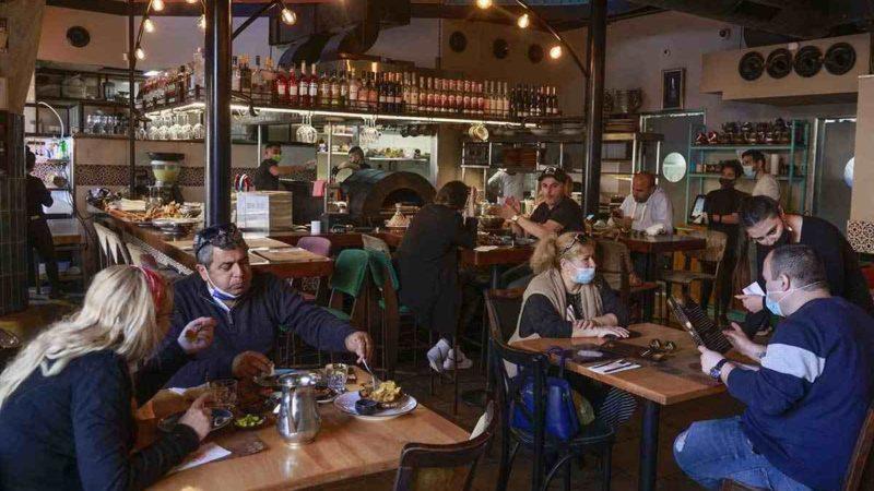 ISRAEL REGRESA CASI A LA NORMALIDAD CON REAPERTURA DE LA MAYOR PARTE DE SU ECONOMÍA