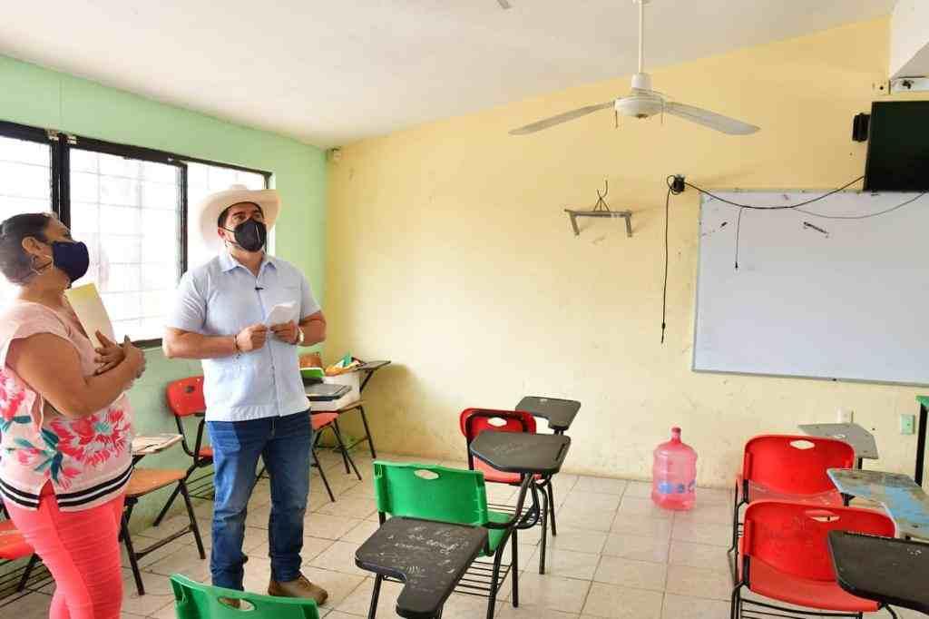 REGRESO A CLASES, SOLO CUANDO CONDICIONES SANITARIAS LO PERMITAN