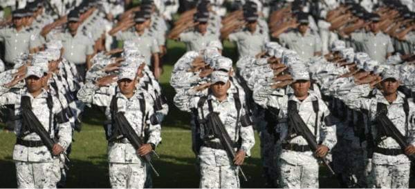 GUARDIA NACIONAL INSTALARÁ CUARTEL EN SAYULA DE ALEMÁN