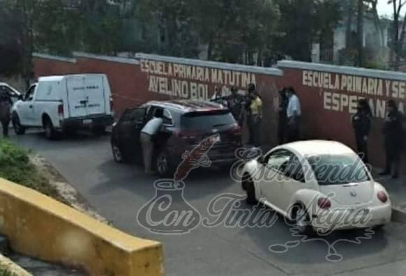 LO ASESINAN A BALAZOS DENTRO DE SU CAMIONETA