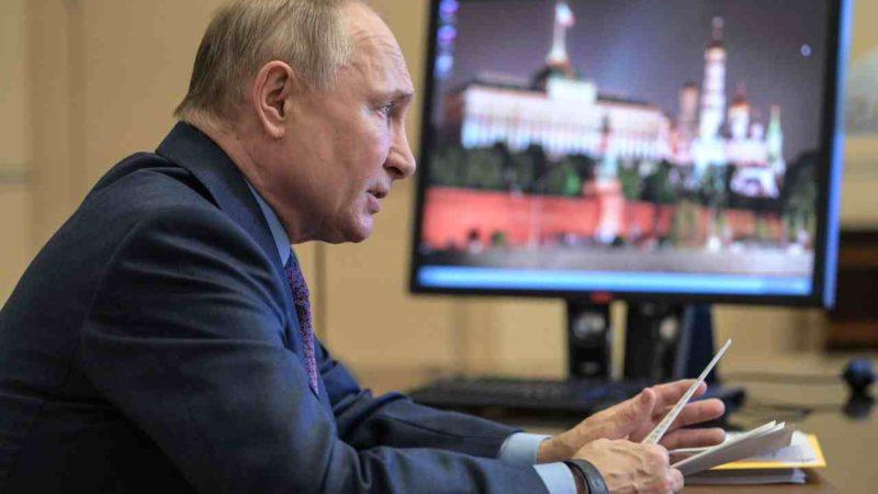 RUSIA AMENAZA CON RESPUESTA 'INEVITABLE' TRAS SANCIONES IMPUESTAS POR EEUU