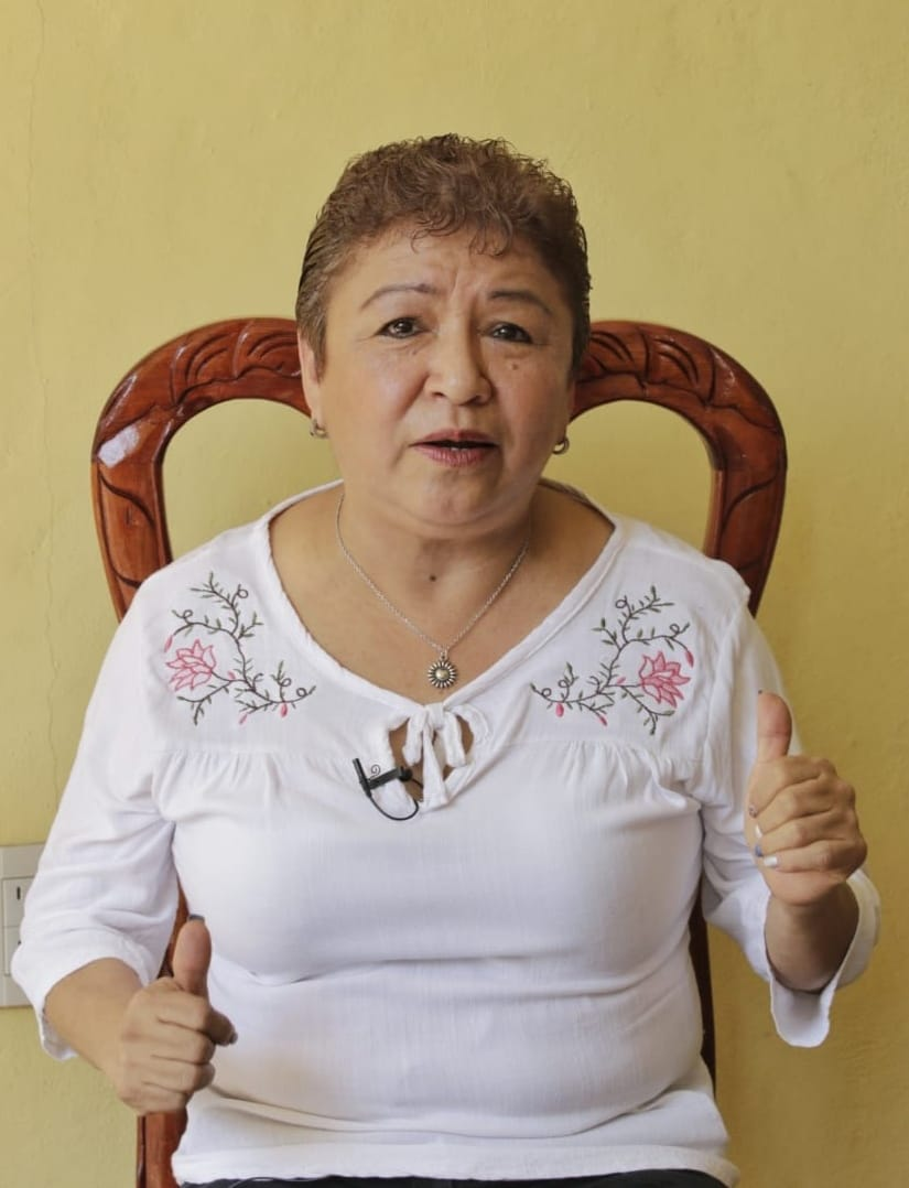 IMELDA GARMENDIA LE ECHARÁ PORRAS A RIVAS