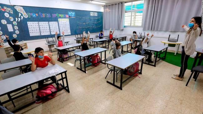 EN AGOSTO PODRÍAN INICIAR CLASES PRESENCIALES EN CDMX
