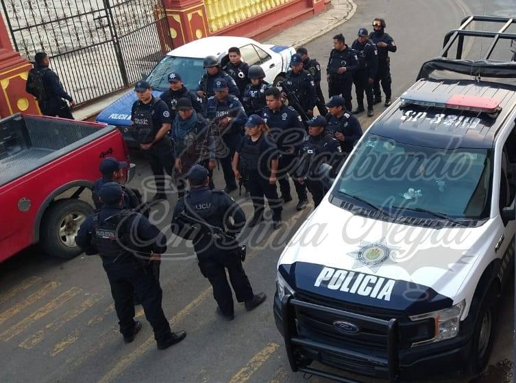 ASUME SSP CONTROL DE SEGURIDAD EN TENAMPA