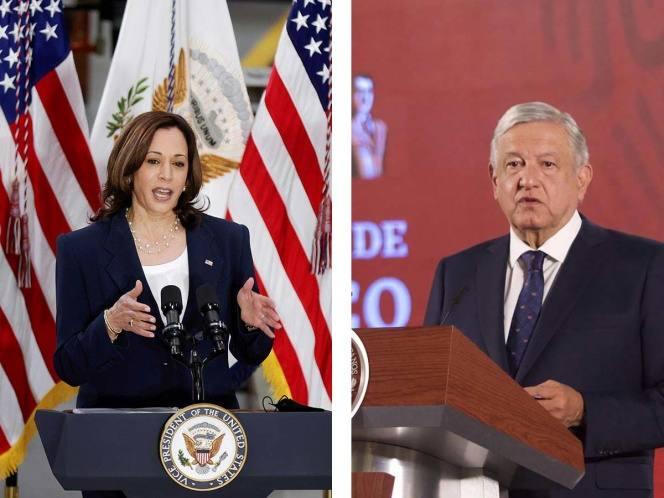 AMLO Y KAMALA HARRIS SE REUNIRÁN EL 7 DE MAYO PARA HABLAR DEL PROGRAMA SEMBRANDO VIDA