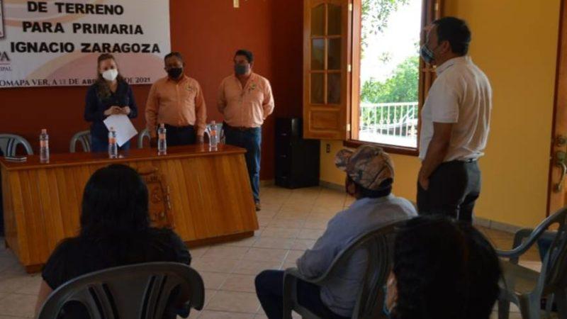 ADQUIERE PRIMARIA PREDIO PARA MEJORAR INSTALACIONES