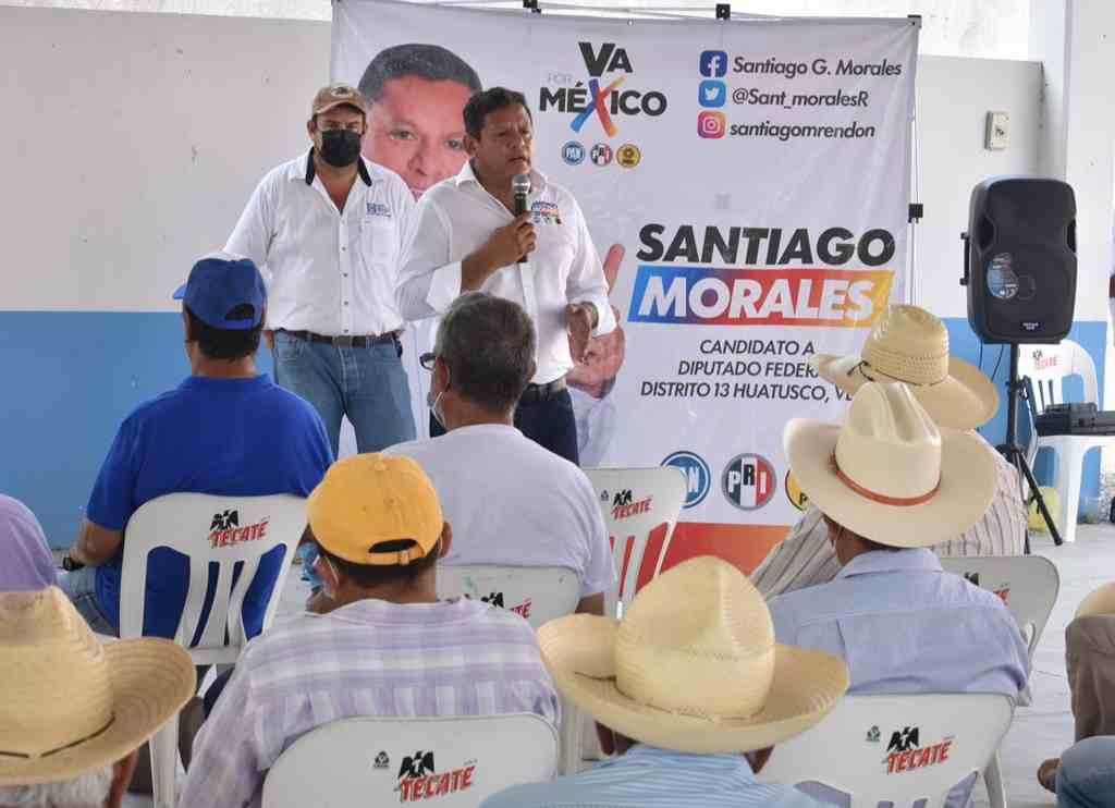 VOY A DEFENDER PRECIOS DE GARANTÍA; SANTIAGO MORALES