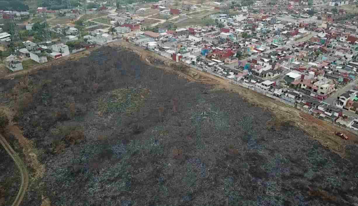 CONCLUYE CONSTRUCCIÓN DE GUARDARRAYAS