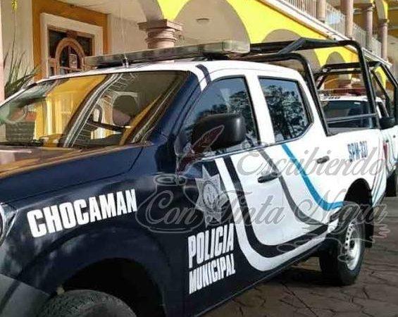 ENCUENTRAN CRÁNEO EN CHOCAMÁN