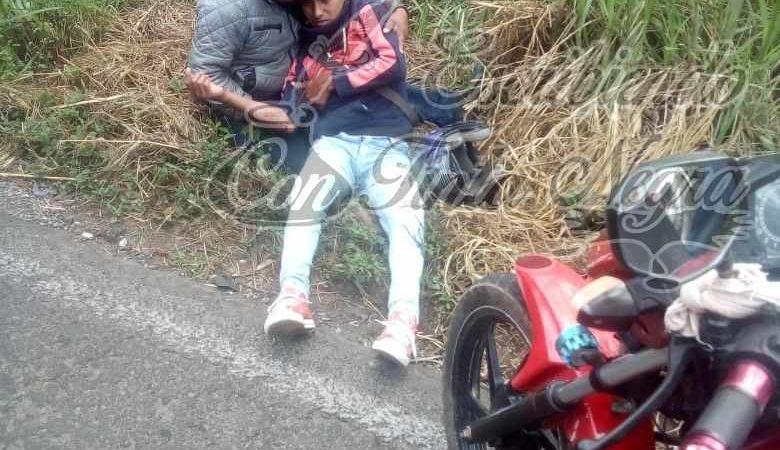 DERRAPAN MOTOCICLISTAS