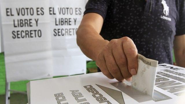 NO HAY POSIBILIDAD DE FRAUDE ELECTORAL: INE