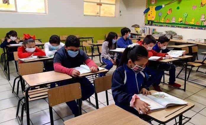 COAHUILA REGRESARÁ A CLASES PRESENCIALES EL 17 DE MAYO, CHIAPAS Y VERACRUZ EL DÍA 24