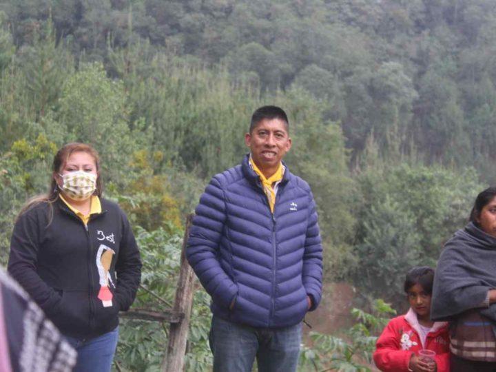 NIÑOS CON CAPACIDADES DIFERENTES SERÁN ATENDIDOS; LEONEL SÁNCHEZ