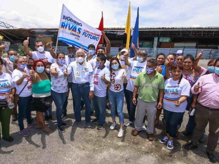 GANAREMOS; GUILLERMO RIVAS