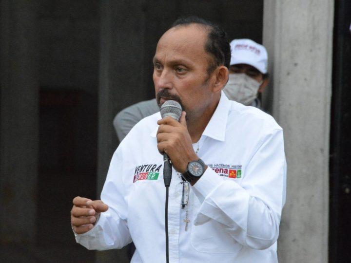 HUATUSCO MERECE VIVIR EN TRANQULIDAD; VENTURA DEMUNER