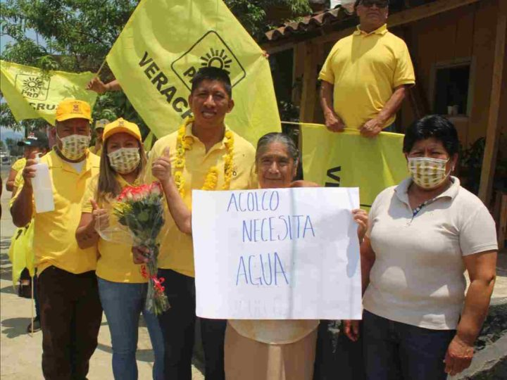 COMUNIDADES DE ALPATLÁHUAC, CON LEONEL SÁNCHEZ