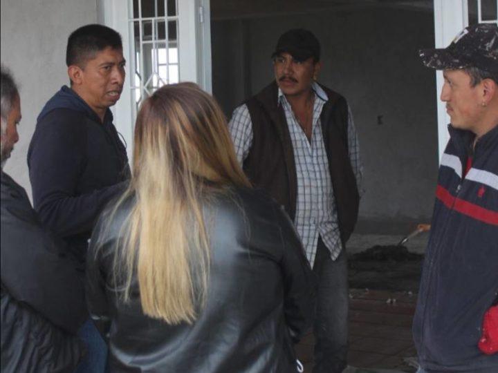 OBRAS DE ALTO IMPACTO, GARANTIZA LEONEL SÁNCHEZ PARA ALPATLÁHUAC