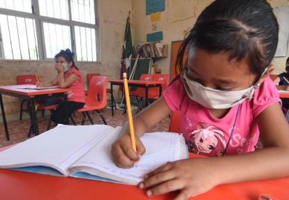ESTE JUEVES, DEFINEN REGRESO A CLASES EN VERACRUZ