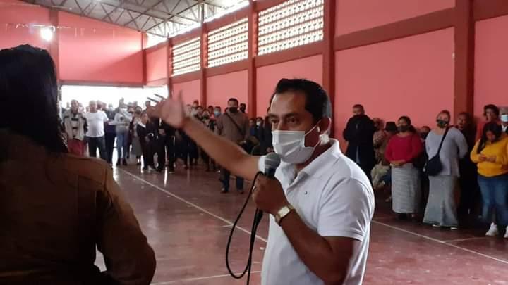 INICIA GERARDO ROSALES CON FOROS DE PARTICIPACIÓN CIUDADANA