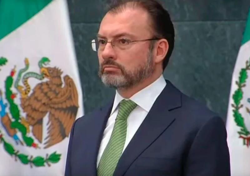 """""""DEFENDEREMOS LA SANCIÓN"""", RESPONDE FUNCIÓN PÚBLICA A LUIS VIDEGARAY"""
