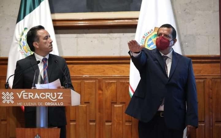 NOMBRA GOBERNADOR NUEVO TITULAR DE SEDARPA