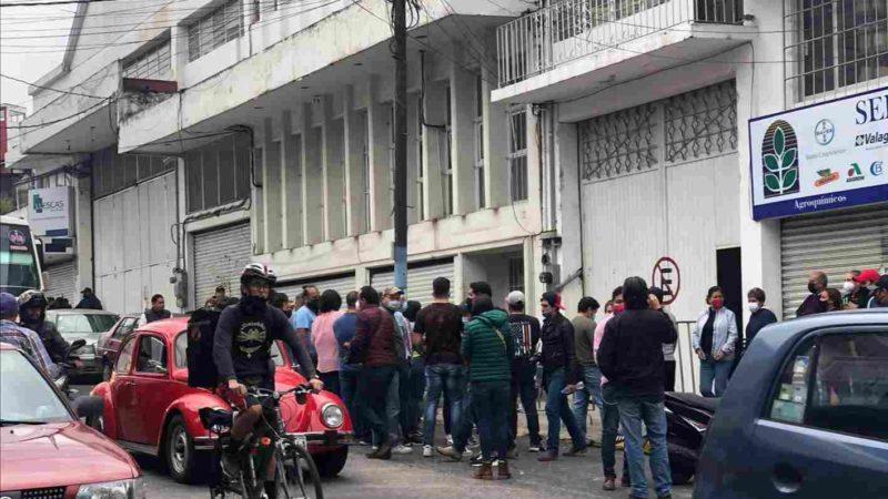 SSP FALLÓ EN GARANTIZAR SEGURIDAD DE ELECCIONES