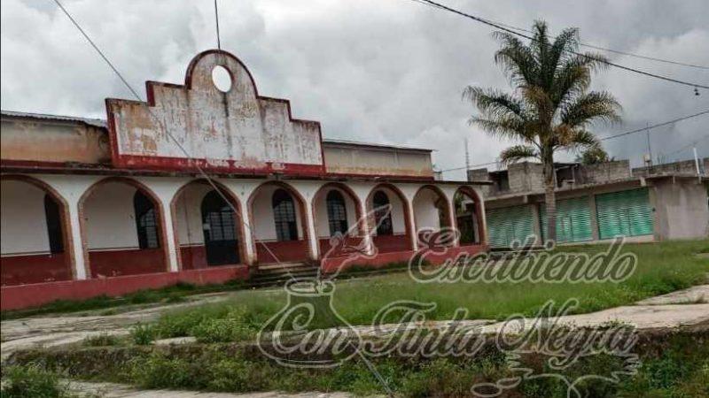 DESTITUYEN A AGENGE MUNICIPAL DE TOZONGO
