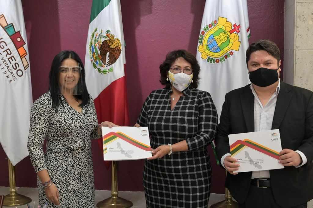 EMITEN CONGRESO Y ORFIS GUÍA PARA ENTREGA Y RECEPCIÓN DE LA ADMINISTRACIÓN PÚBLICA MUNICIPAL