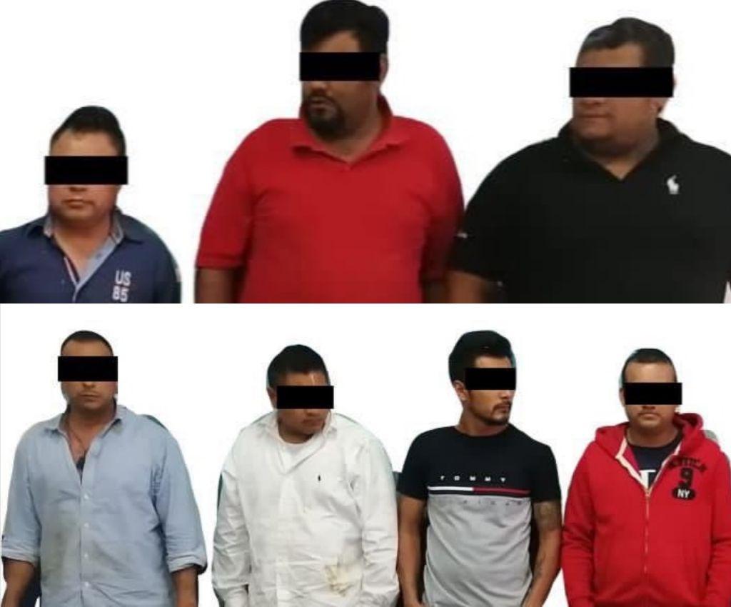 LIBERAN A ENRIQUE HERNÁNDEZ DELIN Y SUS ESCOLTAS