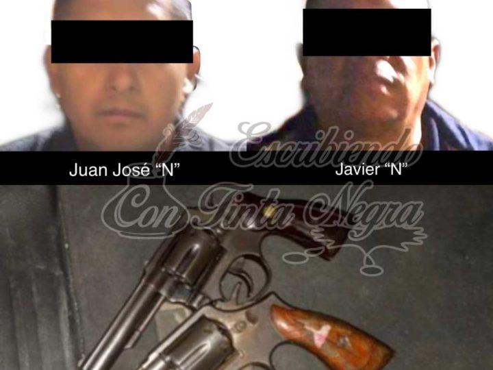 CONFIRMA SSP DETENCIÓN DE TRES POLICÍAS DE COSCOMATEPEC